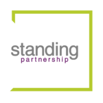Standing_2018 Logo Transparent Background with Green Box